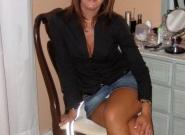 Belle femme infidèle de 40 ans